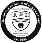 Logo for the American Board of Hypnotherapy