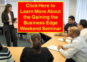 Gaining the Business Edge Seminar