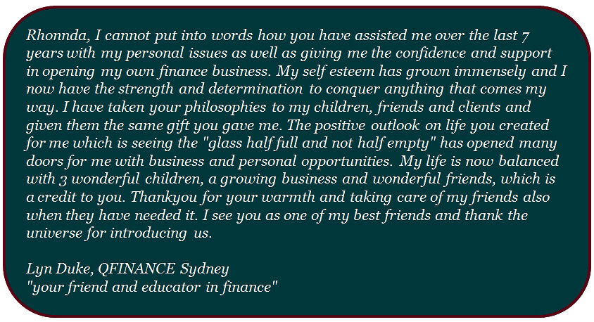 What Our Clients Say About Our Business Coaching Program