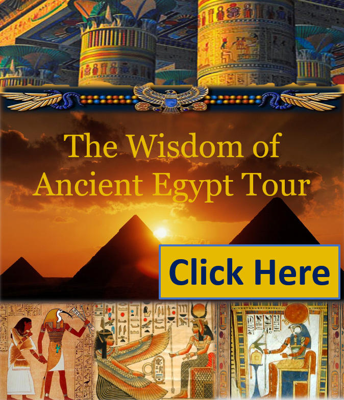Wisdom of Ancient Egypt Tour button