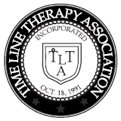 Logo for the Time Line Therapy Association